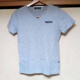 アウトドアプロダクツ(OUTDOOR PRODUCTS)のレディース 発送 Tシャツ OUTDOOR(Tシャツ(半袖/袖なし))