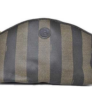 フェンディ(FENDI)の■FENDI■made in ITALY PECAN clutch bag(クラッチバッグ)