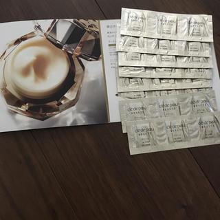 クレドポーボーテ(クレ・ド・ポー ボーテ)のクレドポーボーテ ラクレームn 24包(フェイスクリーム)