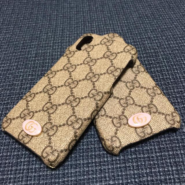 Gucci - GUCCI  iPhone 10ケースの通販