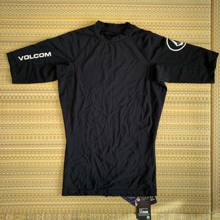 ボルコム(volcom)のVOLCOM 半袖ラッシュガード M(サーフィン)