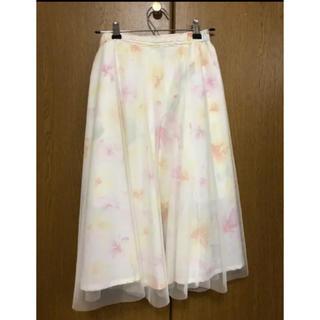 リズリサ(LIZ LISA)のスカート♡リズリサ(ひざ丈スカート)