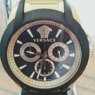 ヴェルサーチ(VERSACE)のヴェルサーチ腕時計キャラクタークロノグラフ(腕時計(アナログ))