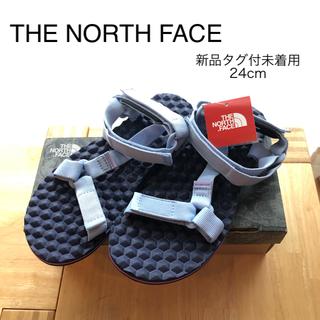 ザノースフェイス(THE NORTH FACE)の新品タグ付☆THE NORTH FACE ザノースフェイス スポーツサンダル(サンダル)