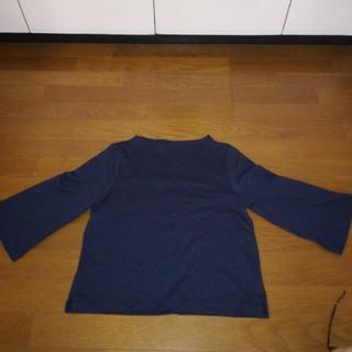 UNIQLO - カットソー 七分袖