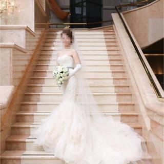 ヴェラウォン(Vera Wang)のヴェラウォン  ジェマ ヴェラウォンベールもお付けします♡(ウェディングドレス)