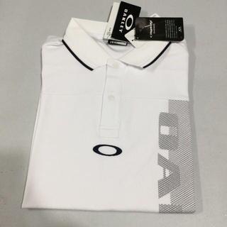 Oakley - M  新品 オークリー  半袖ポロシャツ メンズ ゴルフウェア