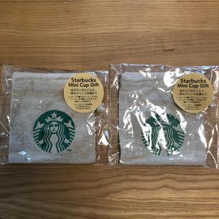 スターバックスコーヒー(Starbucks Coffee)のnekoponさま専用   スタバ 巾着(日用品/生活雑貨)