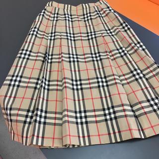 バーバリー(BURBERRY)の★ミン様★バーバリーズ プリーツスカート M(ひざ丈スカート)