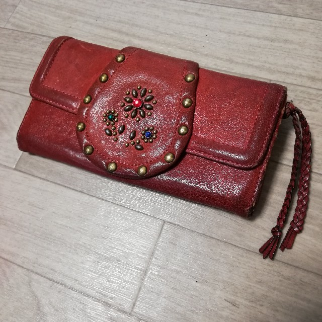 ANNA SUI - アナスイ ANNA SUI 長財布 レザーの通販 by ゆーみん's shop|アナスイならラクマ