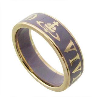 ヴィヴィアンウエストウッド(Vivienne Westwood)の最終値下げ!新品未使用!ヴィヴィアンウエストウッドリング指輪・S9号・グレー(リング(指輪))