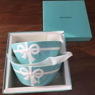 ティファニー(Tiffany & Co.)のティファニー ブルーボックス ボウル皿 お皿 セット(食器)