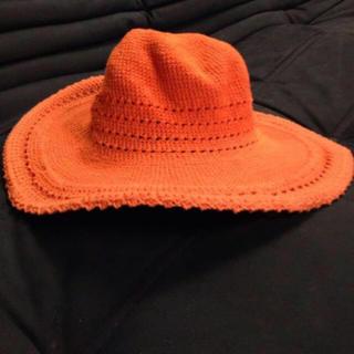 アングリッド(Ungrid)のリゾート帽子(ニット帽/ビーニー)