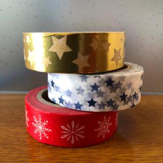 コストコ(コストコ)のマスキングテープ3種②(テープ/マスキングテープ)