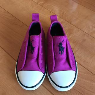 ラルフローレン(Ralph Lauren)の靴(スニーカー)