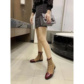 グッチ(Gucci)のGucci❤️女性の新しい繊細なブーツ23CM (ブーツ)