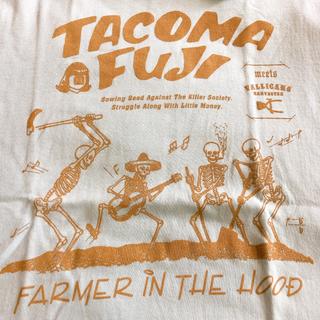マウンテンリサーチ(MOUNTAIN RESEARCH)の激レア TACOMA FUJI meets VALLICANS タコマフジ(Tシャツ/カットソー(半袖/袖なし))