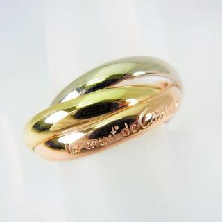 カルティエ(Cartier)のCartier 750 トリニティ リング 12号(52) [f33-7](リング(指輪))