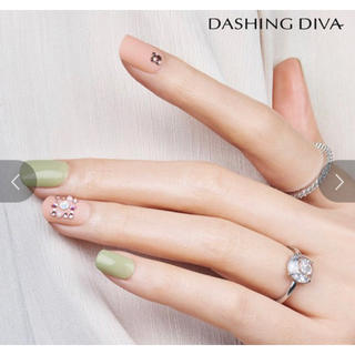 DASHING DIVA デシンデバ  スワロフスキー  ⑧