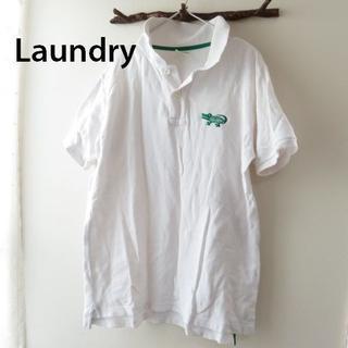 ランドリー(LAUNDRY)のメンズ Laundry ランドリー ポロシャツ レア(ポロシャツ)
