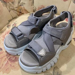 スケッチャーズ(SKECHERS)のスケッチャーズ、レディス、サンダル、靴、24cm(サンダル)
