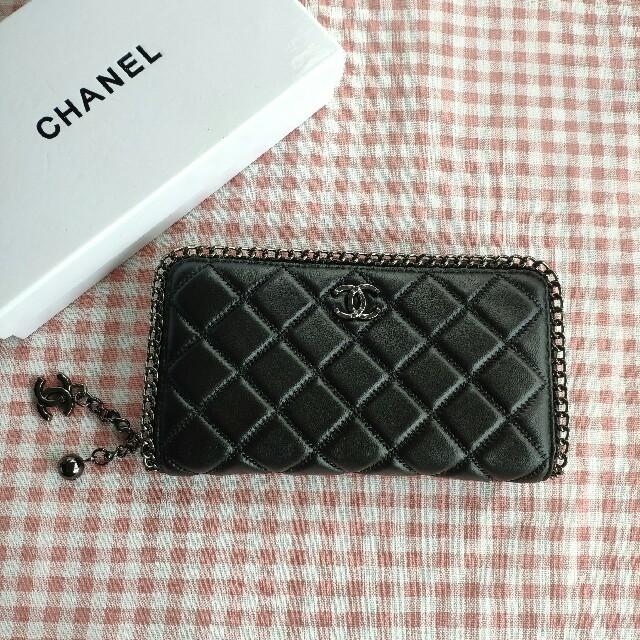CHANEL - CHANELの財布の通販 by hahaha's shop|シャネルならラクマ