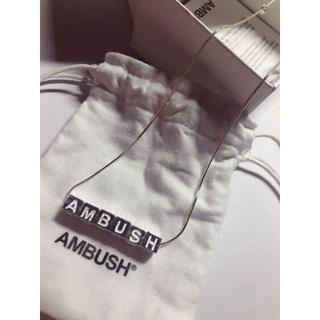 AMBUSH - AMBUSHネックレス