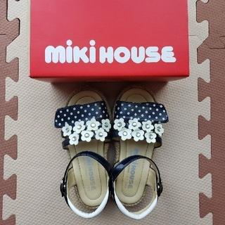 ミキハウス(mikihouse)の☆MIKI HOUSEのサンダル☆(サンダル)