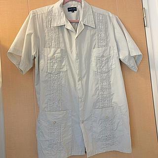 古着ビッグシャツ(シャツ/ブラウス(半袖/袖なし))