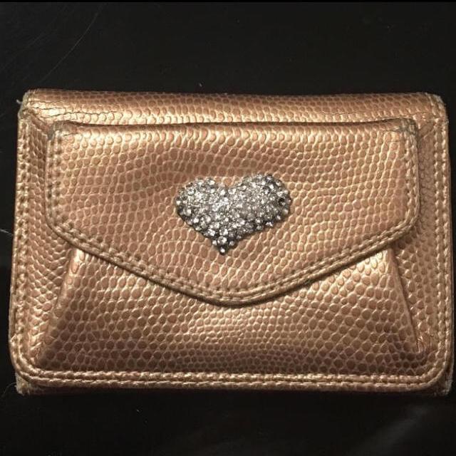 ティミーウッズ 小さい財布 三つ折りの通販 by Caruso 's shop|ラクマ