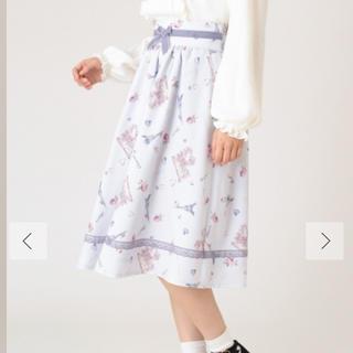 リズリサ(LIZ LISA)のリズリサスカート(ひざ丈スカート)