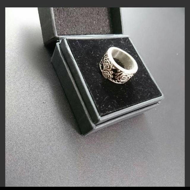 Justin Davis(ジャスティンデイビス)のJustin Davis Rosetta リング メンズのアクセサリー(リング(指輪))の商品写真