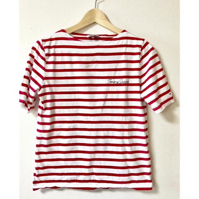 TOMMY HILFIGER(トミーヒルフィガー)のトミージーンズ   Tシャツ  レディースのトップス(Tシャツ(半袖/袖なし))の商品写真
