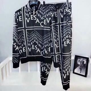 ヴェルサーチ(VERSACE)のVERSACE ヴェルサーチ スーツ カジュアル!(Tシャツ/カットソー(七分/長袖))