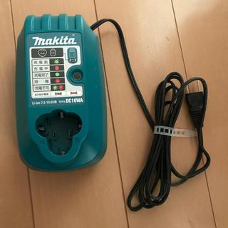 マキタ(Makita)の故障品 マキタ 充電器(バッテリー/充電器)