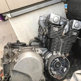 カワサキ - ゼファー400エンジンジャンク
