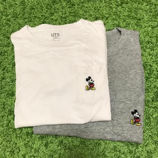 ユニクロ(UNIQLO)のUNIQLOTシャツ(Tシャツ(半袖/袖なし))