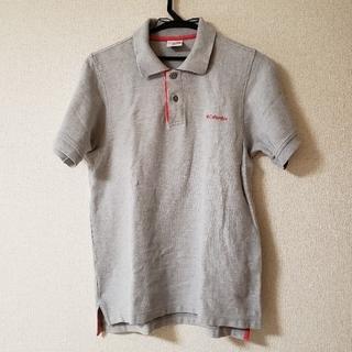 コロンビア(Columbia)のコロンビア ポロシャツ グレー(ポロシャツ)