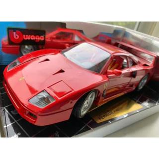 Ferrari - Bburago Ferrari F40 フェラーリ ブラゴ 1/18