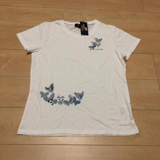 ミチコロンドン(MICHIKO LONDON)の大きいサイズ レディース シャツ(Tシャツ(半袖/袖なし))