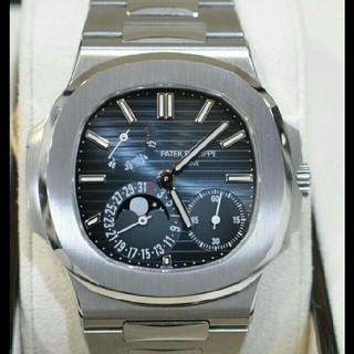 パテックフィリップ(PATEK PHILIPPE)のパテック・フリップ 5712/1A ノーチラス 完全コレクション品 新品・未使用(腕時計(アナログ))