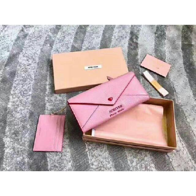 クロエ ネックレス メンズ 偽物 | miumiu - miumiu長財布の通販 by ニヒミ's shop|ミュウミュウならラクマ