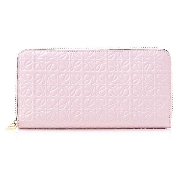 prada 水色 バッグ スーパー コピー 、 LOEWE - LOEWE 長財布 ラウンドファスナー アナグラム ピンクの通販 by ヒトミyou's shop|ロエベならラクマ
