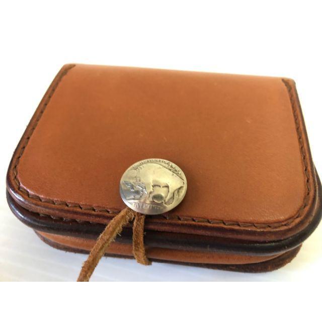 228235a 偽物 - goro's - 【希少】goro's ゴローズ 角型コインケース 赤茶 財布の通販 by cobura94's shop|ゴローズならラクマ