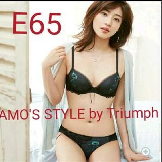 トリンプ(Triumph)のアモスタイル ブラ ショーツのセット ドレス(ブラ&ショーツセット)