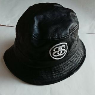 ステューシー(STUSSY)のstussyバケット帽子(ハット)