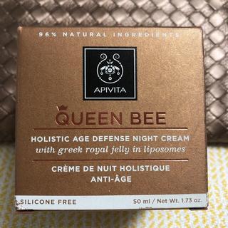 アピヴィータ(APIVITA)のApivita Queen bee アピヴィータ クイーンビー ナイトクリーム(フェイスクリーム)