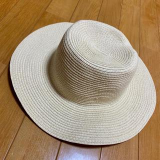 エイチアンドエム(H&M)のH&Mハット(麦わら帽子/ストローハット)