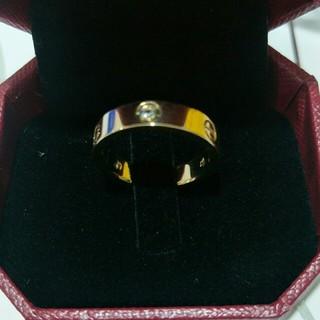 カルティエ(Cartier)のCartier カルティエ リング(指輪)7 男女兼用(リング(指輪))