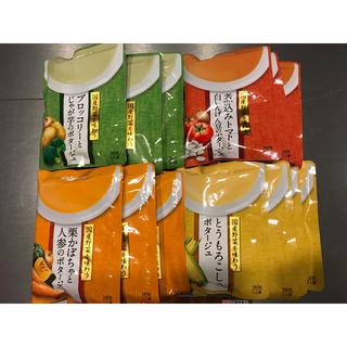カゴメ(KAGOME)のカゴメ 冬のポタージュセット 16袋(インスタント食品)